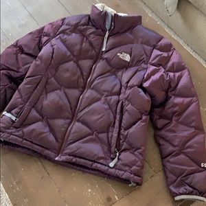 North Face Light Down Puffer Jacket